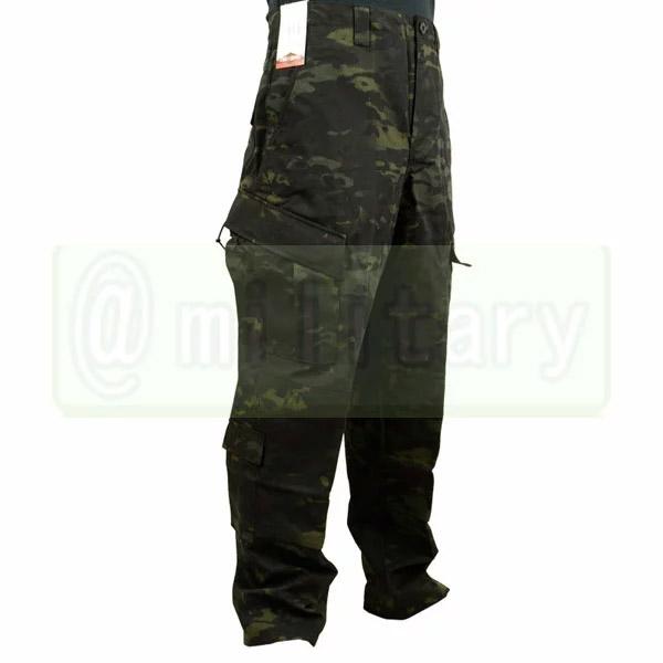 サバゲー 大感謝フェア 賜物 2020 新作 TRU-SPEC Tactical Response サバイバルゲーム ミリタリー Uniform マルチカムブラック パンツ