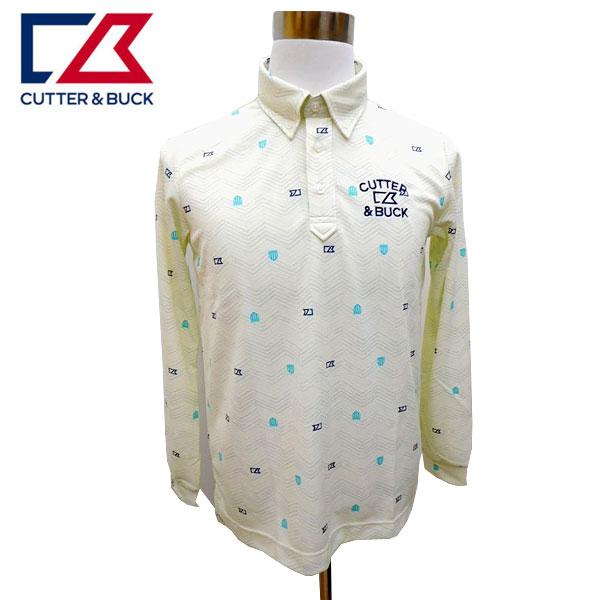 男性用ゴルフウエア ファッション通販 CUTTERBUCK カッター バック 有名な ゴルフウェア 秋冬 長袖 WH00 L:AWM607 メンズウエア CGMOJB05 M:AWM606 吸水速乾