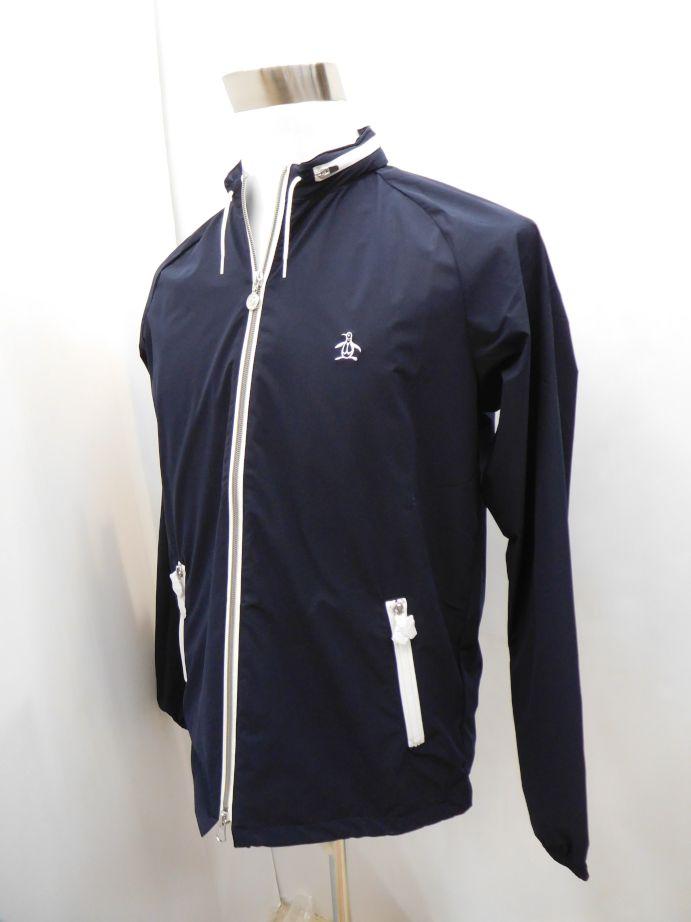 Munsingwear マンシングウェア ゴルフウェア 春夏 メンズウエア MGMLGK03NV00 M:ALL127 L:ALL126