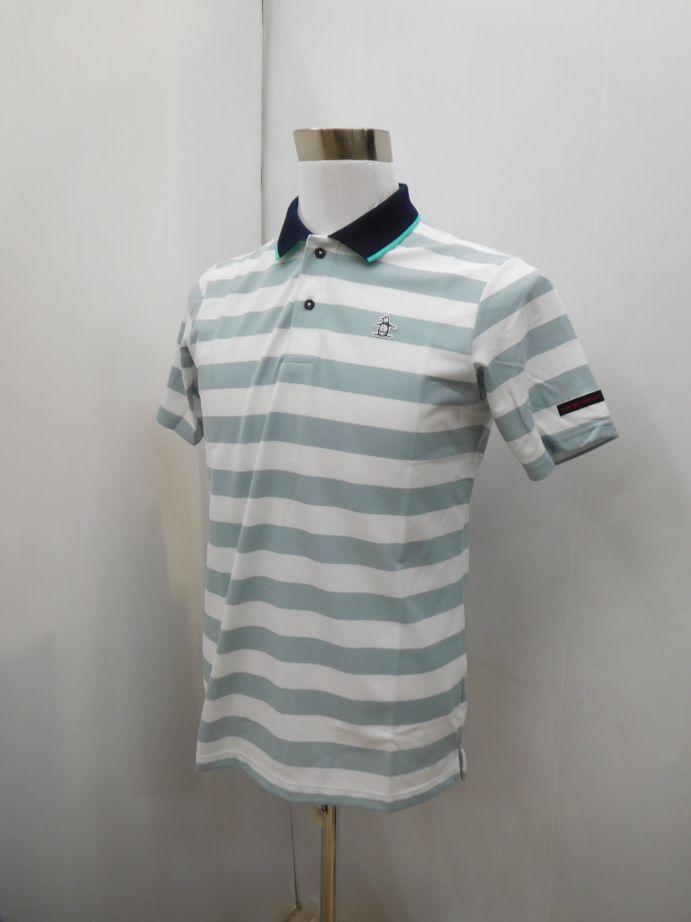 Munsingwear マンシングウェア ゴルフウェア 春夏 メンズウエア MGMLJA06GY00 M:SSM362 L:SSM363