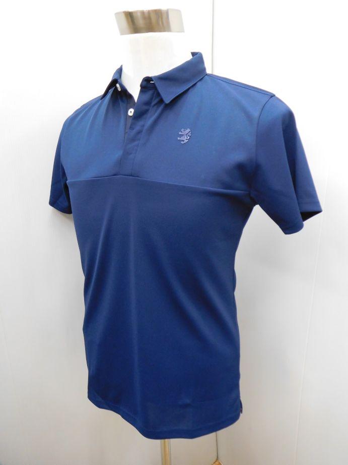ADMIRAL アドミラル ゴルフウェア 春夏 メンズウエア ADMA861NVY(30) L:SSM391