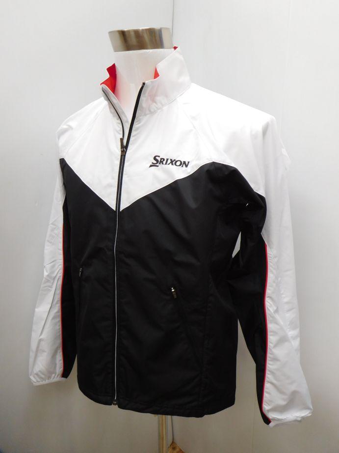 SRIXON スリクソン ゴルフウェア 春夏 メンズウエア RGMLJK01BK00 M:SSM402 L:SSM403 LL:SSM404 XL(3L):SSM405