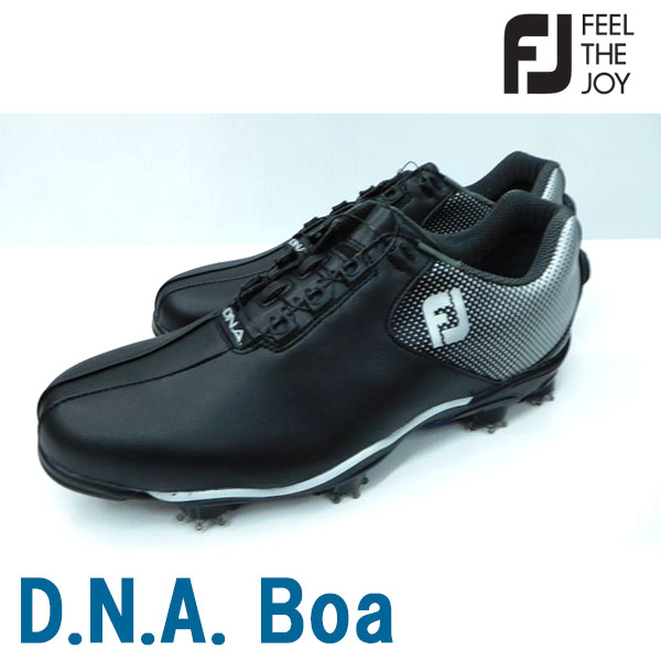 【格安saleスタート】 Footjoy フットジョイ ゴルフ 男性用 メンズ ゴルフ Boa シューズ D.N.A. Boa #53333 Footjoy SU073, ビーイング:8a357ac6 --- konecti.dominiotemporario.com