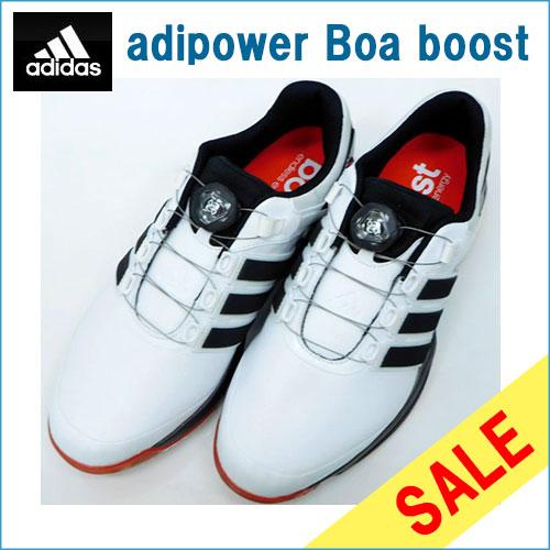 ゴルフ メンズシューズ 男性用 adidas アディダス adipower Boa boost Q44720 SU082
