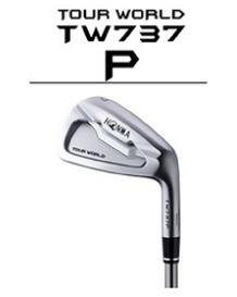 本間ゴルフ HONMA ホンマ TOURWORLD ツアーワールド TW737 P アイアン N.S.PRO 950GH スチールシャフト 6本組(#5~#10)【TP】