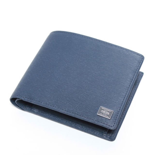 NEW YOSHIDA PORTER CURRENT WALLET 052-02204 Black With tracking From Japan