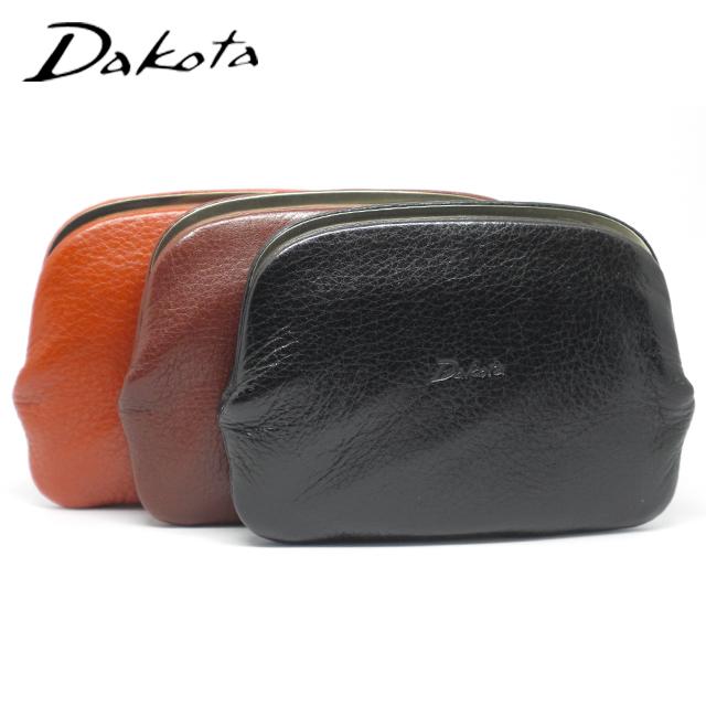 ダコタ グラツィア 財布 レディース ミニ財布 がま口 日本製 Dakota Grazia 0036541 ブラック オレンジ ブラウン送料無料 代引き手数料無料 レディース 財布 牛革 購入で選べるノベルティーカラー プレゼント 母の日 プレゼント