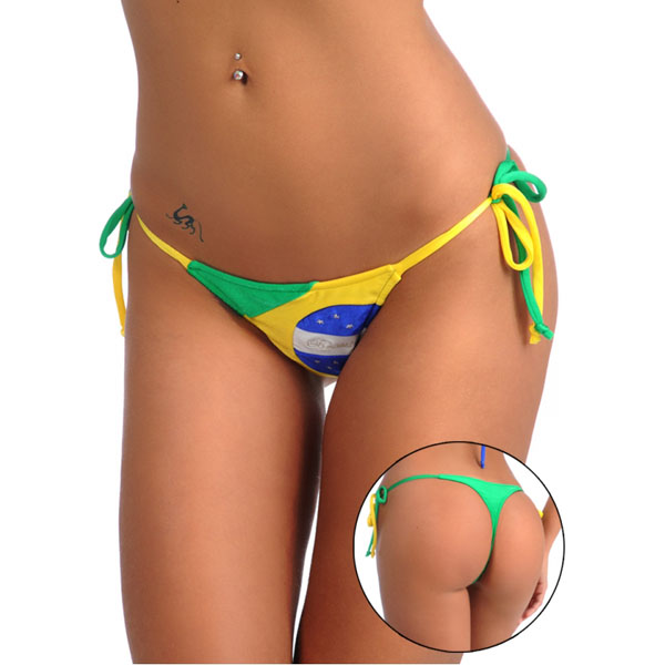 6af3c5a45c1 SANNA's swimwear Brazil Thailand loop thong Brazilian bikini bottom only  bottom-only and down another ◆ overnight shipping, selling Brazil swimsuit  ...