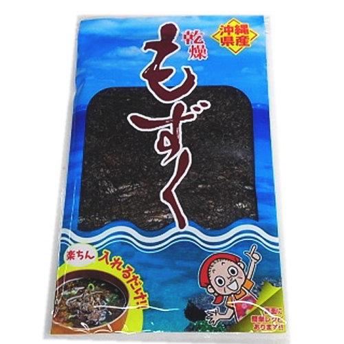 お中元 10%OFF 2個までメール便可 引き出物 沖縄県産乾燥もずく 比嘉製茶 スーパーSALE対象 10g