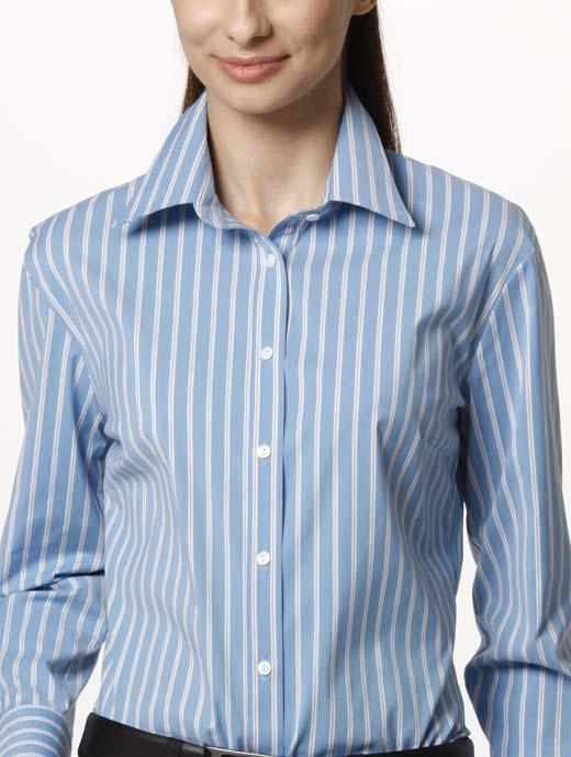 着くずれしない!ブルーストライプ☆薄型ショーツ付ボディシャツ 取り寄せ商品 送料無料【10P05Dec15】