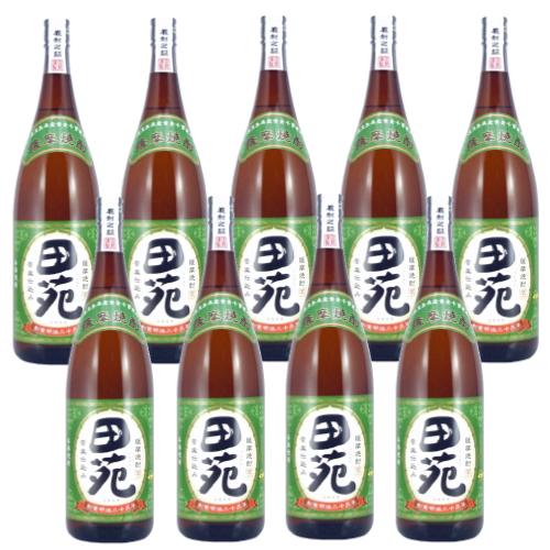 【送料無料】薩摩芋焼酎 田苑酒造 田苑 白麹仕込み 1800ml×9本