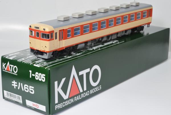 鉄道模型 HOゲージ KATO(カトー)【1-605】キハ65 HOゲージ