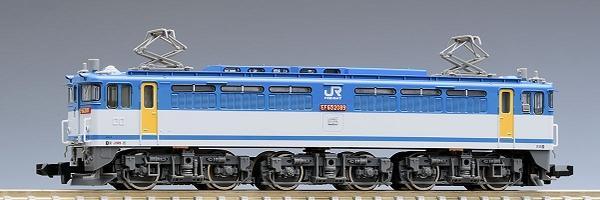 鉄道模型 Nゲージ TOMIX(トミックス)【7104】EF65 2000(2089号機・JR貨物更新車)