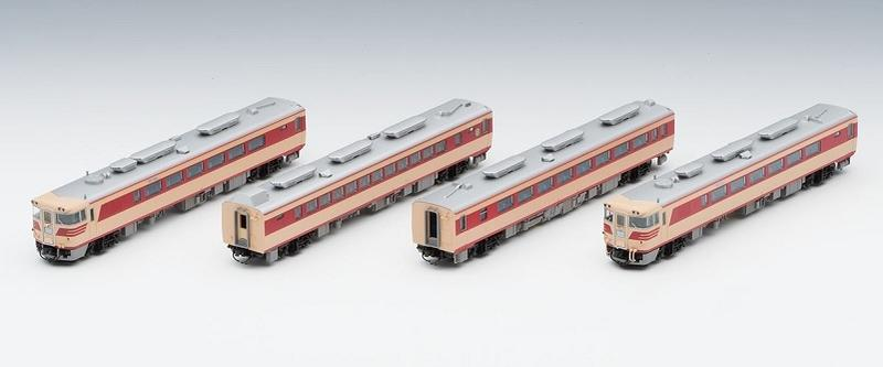 リアル 鉄道模型 Nゲージ TOMIX(トミックス) Nゲージ【98269】キハ82系特急ディーゼルカー基本セット 鉄道模型 (4両)「2019年3月再生産予定予約商品」, SARI BALI:ab3830cd --- clftranspo.dominiotemporario.com