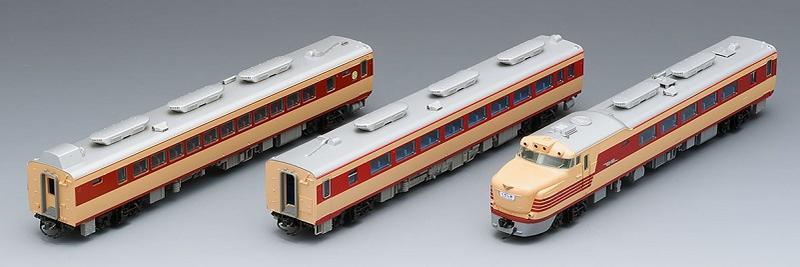 鉄道模型 Nゲージ TOMIX(トミックス)【98312】キハ81・82系特急ディーゼルカー(くろしお)増結セットA(3両)