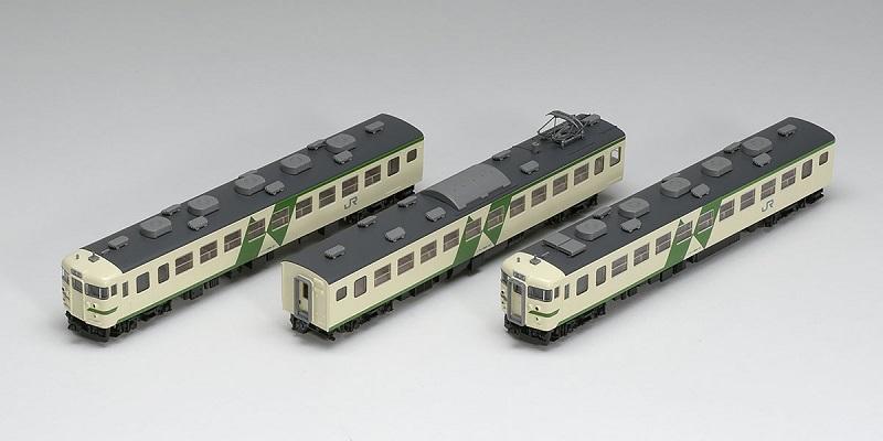 鉄道模型 Nゲージ TOMIX(トミックス)【98293】169系電車(松本運転所・改座車)基本セット (3両)