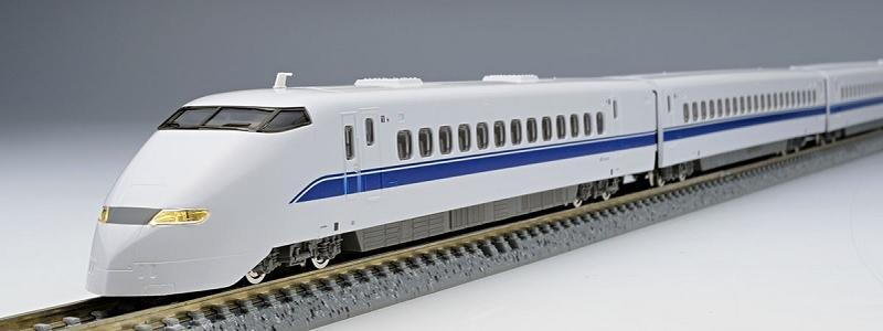 鉄道模型 Nゲージ TOMIX(トミックス)【98659+98660+98661】300 3000系東海道・山陽新幹線(後期型)基本セット6両+増結Aセット4両+増結セットB6両