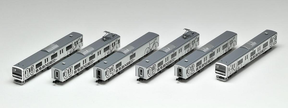 品質検査済 鉄道模型 Nゲージ TOMIX(トミックス)【98643 (6両)】209 鉄道模型 Nゲージ 2200系電車(BOSO BICYCLE BASE)セット (6両), ナガワムラ:f5a99ec9 --- canoncity.azurewebsites.net
