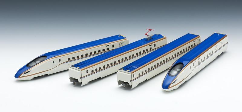 鉄道模型 Nゲージ TOMIX(トミックス)【90168】ベーシックセットSD W7系かがやき