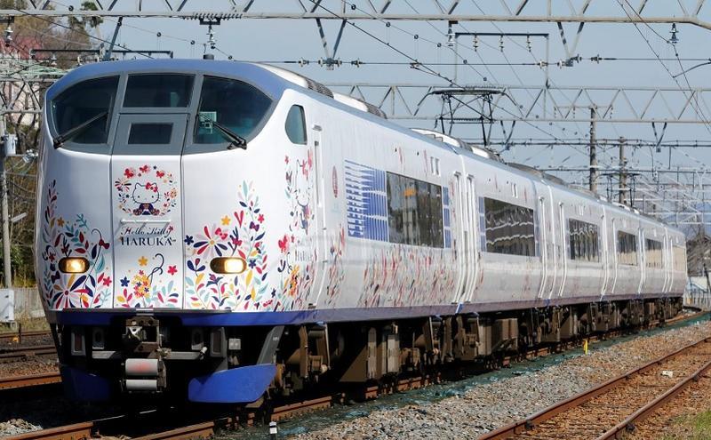 鉄道模型 Nゲージ TOMIX(トミックス)【98674】281系(ハローキティ はるか・Butterfly)セット(6両)「11月発売予定予約商品」