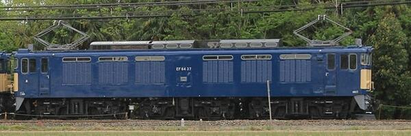 鉄道模型 Nゲージ TOMIX(トミックス)【7130】JR EF64-0形電気機関車(37号機・復活国鉄色)「2020年3月発売予定予約商品」
