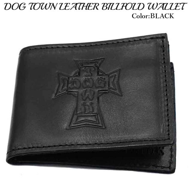 DOG TOWN ドッグタウン LEATHER BILLFOLD WALLET