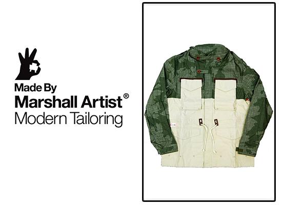 MARSHALL ARTISTS マーシャルアーティス VINTAGE M65 JACKET ジャケット
