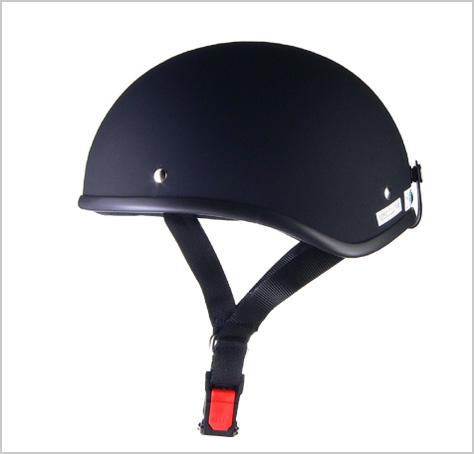 D'LOOSE D-355 하프 헬멧 매트 블랙/LEAD 반 모 반 헬 디 루즈