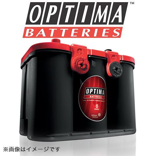 OPTIMA(オプティマ) バッテリー レッドトップ U3.7L(12) CCA:730 / Red top パワフル・スターターバッテリー