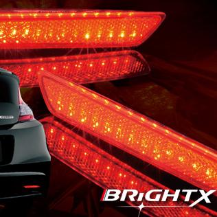 1年保証 BRiGHTX(ブライトX)LEDリフレクター CR-V(RM1、RM4) / ブライトエックス
