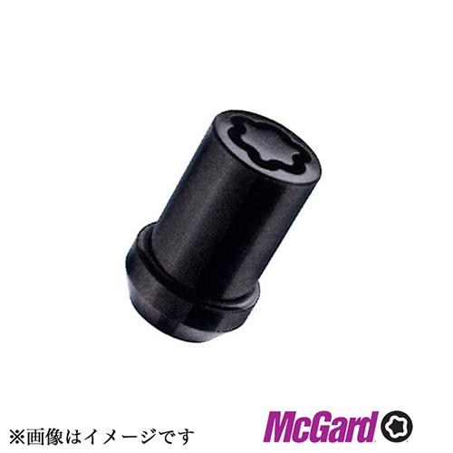 McGard(マックガード) ロックナット(小径袋ナット(黒)) テーパー M12×1.5