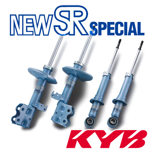 KYB(カヤバ) New SR Special 《1台分セット》 MR2(AW10) S NSC2060-NSC2059
