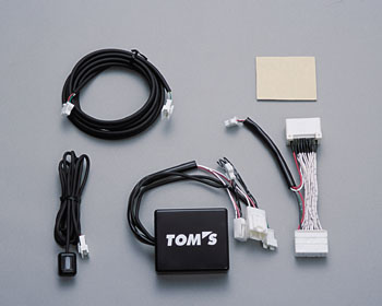 TOMS トムス ランドクルーザー URJ202W用 全グレード TV&NAVIジャンパー 純正品番09001-TTV29