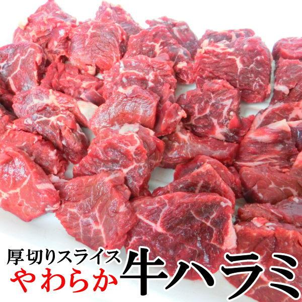 焼肉の定番 卓越 コクと旨みのある味わいが人気 牛ハラミ スライス 500g ハラミ はらみ にく 激安☆超特価 サガリ 焼肉 BBQ用 バーベキュー 牛肉 牛ハラミスライス500g
