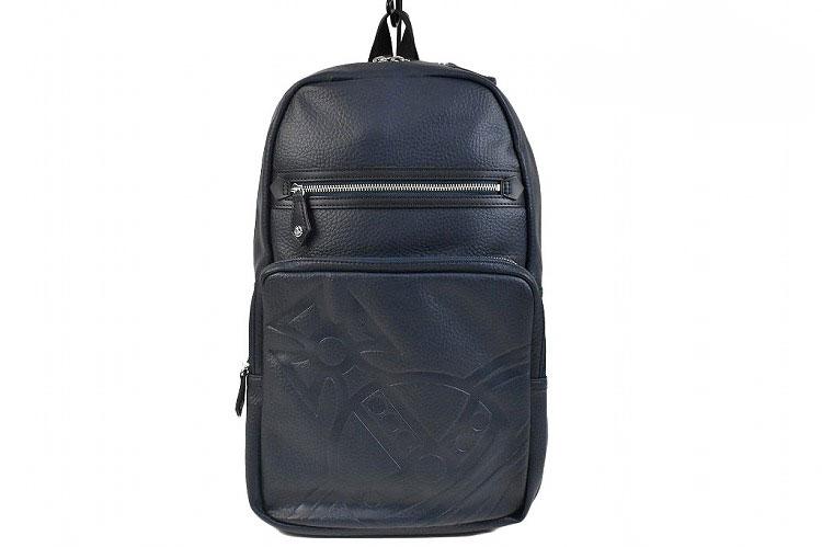 ヴィヴィアン ウエストウッド リュックサック バッグ メンズ ブランド Vivienne Westwood ハミルトン 紺 ネイビー | 男性 紳士 VWB593 【あす楽】