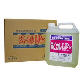 排水管洗浄剤 ジョーカルLPS(4L×3本/ケース)