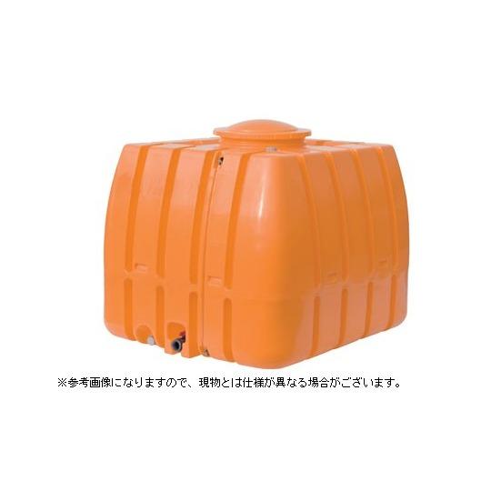 【送料無料】 貯水槽 SLTタンク(スーパーローリータンク) 3000L [SLT-3000] 【50Aボールバルブ付き】