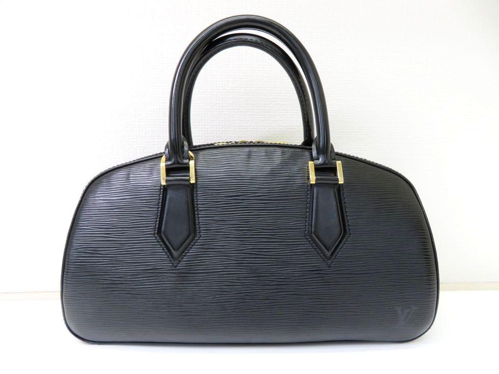 【新着】ルイ・ヴィトン M52082 エピ・ノワール ジャスミン ハンドバッグ【池袋店】【中古】