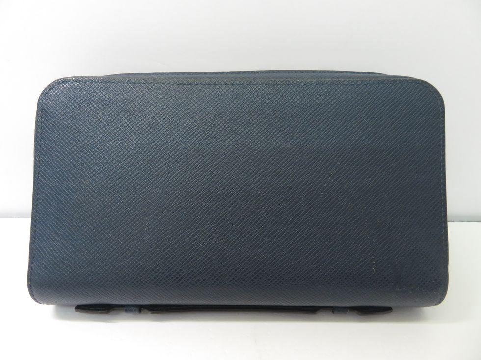【新着】ルイ・ヴィトン M44276 タイガ/ブルーマリーヌ ジッピーXL セカンドバッグ/長財布 【池袋店】【中古】