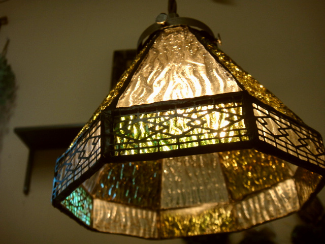 Antique Is A Modern Stained Glass Pendant Lamp Calming Shades To Accent Your Room Come Recommended