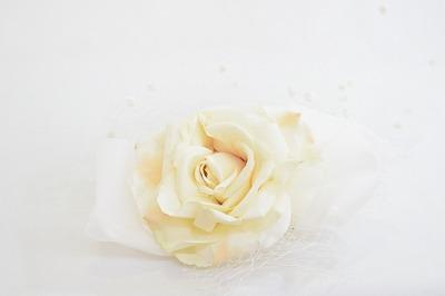 魅力ある女性へ TIRER BLEU ティールブルー カチューシャ ZY792 ベージュ 結婚式 パーティー 二次会 同窓会 衣装 舞台 ファッション オシャレ エレガント ゴージャス 室内でかぶれる 送料無料 ネット通販 オールシーズン