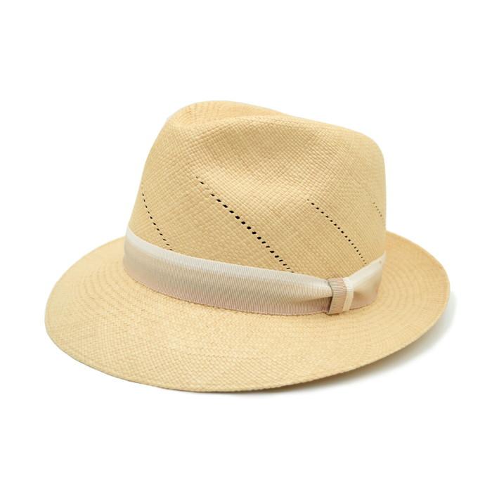 パナマハット 本パナマ 8535043 ナチュラル 帽子 メンズ 紳士 天然 ハット 【300円OFFクーポン】【あす楽対応 希望者オマケ付】パナマハット 本パナマ 8535043 ナチュラル 帽子 メンズ 紳士 S M L ハット 天然 麦わら 涼しい帽子 日本製 春夏