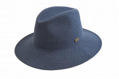 これからの季節に大活躍♪ STETSON ステットソン SE097 ネイビー 紺 メンズ 紳士 帽子 ハット 中折 チロル つば広 涼しい 日除け 紫外線対策 UVケア ファッション おしゃれ カジュアル 旅行 バカンス プレゼント 父の日 送料無料 ネット通販 春夏