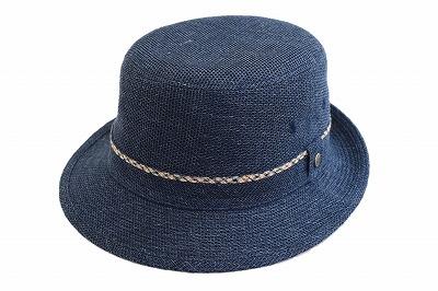 暑い日でも涼しい♪ DAKS ダックス アルペンハット D1617 ネイビー 紺 帽子 メンズ 紳士 涼しい UVケア 日除け 紫外線対策 麻 リネン ファッション オシャレ シンプル カジュアル アウトドア トレッキング ウォーキング ネット通販 送料無料 春夏
