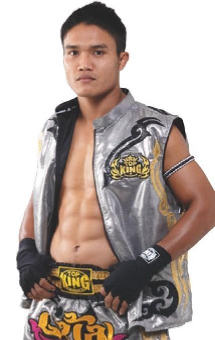 トップキング TOP KING キックボクシング ジャケット TKWIJ-003 L