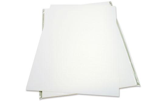 定番キャンバス プロも使用する白い紙ラベル アート紙ラベル 超目玉 73kg 冷食用 1000枚 A4