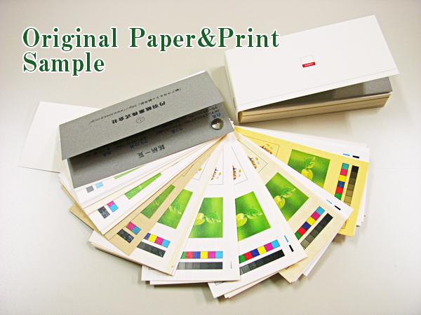 特殊紙を中心に64種類の紙を収録した紙の見本帳 評価 印刷付きだから印刷見本としても参考に 1冊 丹羽紙業オリジナル見本帳ダイジェスト版 即納最大半額