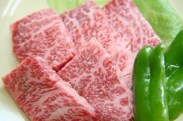 四万十牛 特選霜降り焼肉(500g)