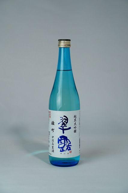 メーカー:信州舞姫 日本酒 信州舞姫 翠露 純米大吟醸 雄町 中汲み生酒 磨き49 720ml