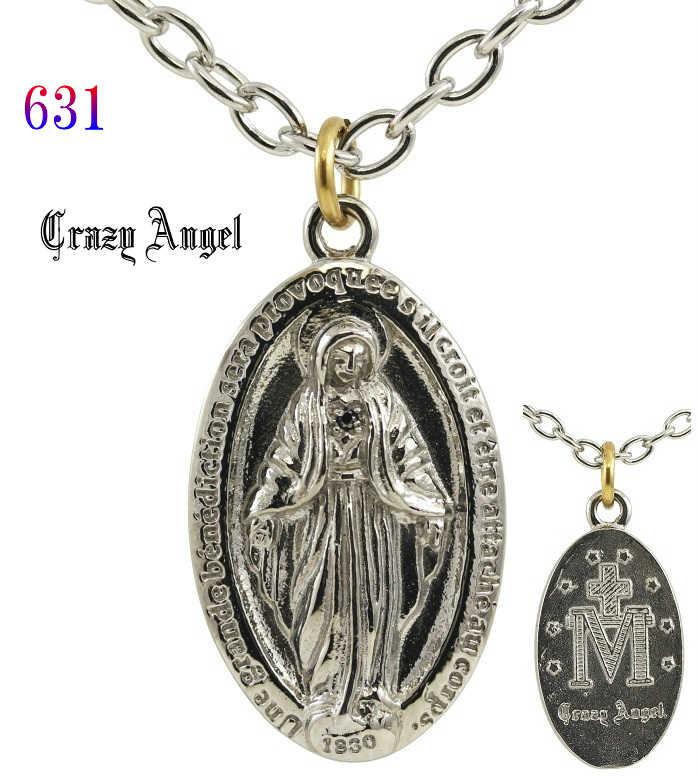 Crazy Angel クレイジーエンジェル ネックレス マリア ペンダント ペア CA-631 パワーストーン ジュエリー アクセサリー Lサイズ
